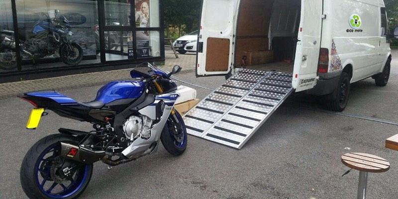ECO MOTO Απόσυρση και Ανακύκλωση μοτοσυκλετών