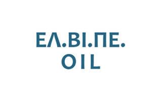 EΛ.ΒΙ.ΠΕ. OIL LOGO