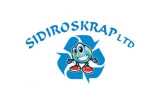 SIDIROSKRAP LTD LOGO